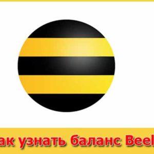 Как узнать баланс на билайне Казахстан
